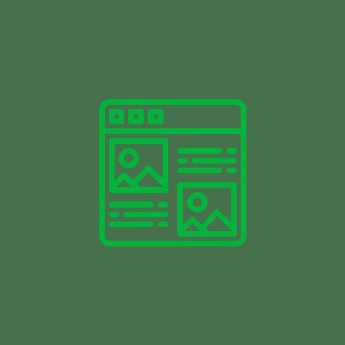Diseño de One page en Barcelona