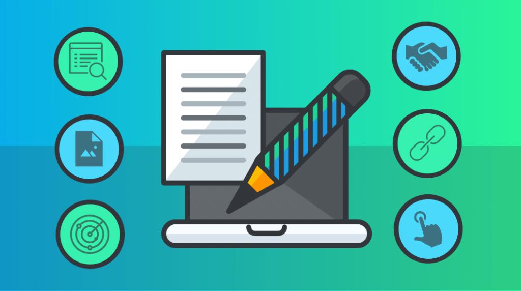 Creación de contenidos para empresas